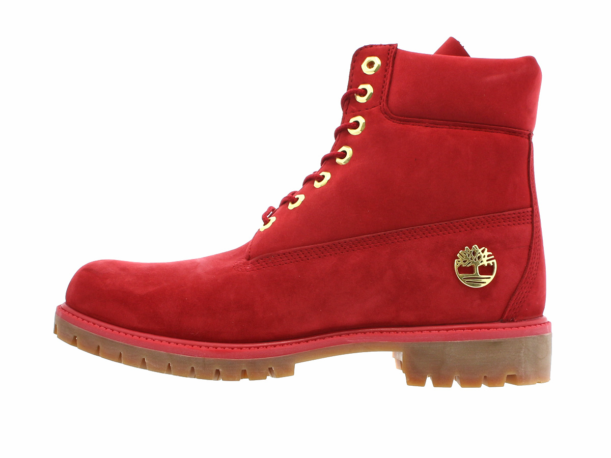 6 inches of TIMBERLAND ICON 6inch PREMIUM BOOT Timberland icons premium  boots 40TH RUBY WATERBUCK
