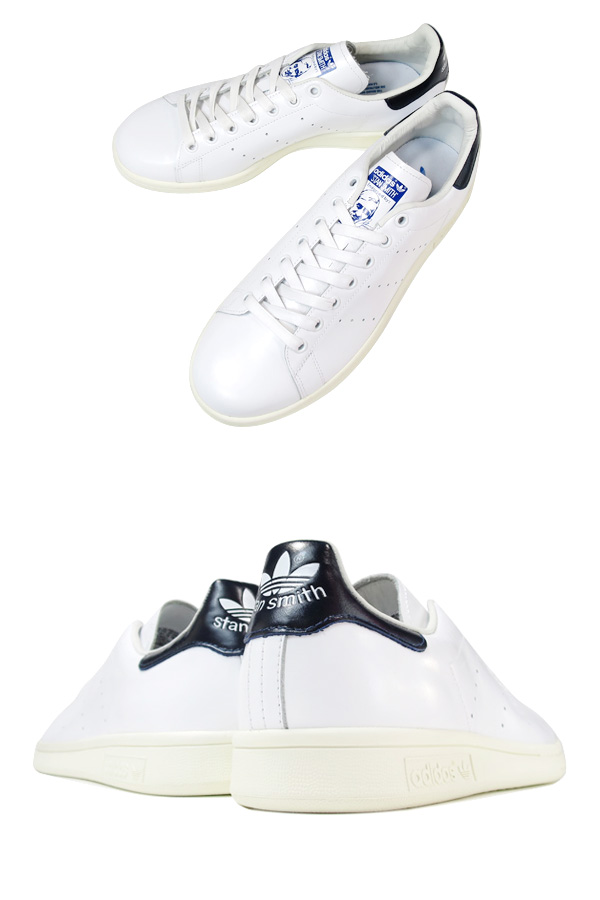 adidas Stan Smith WHITE/COLLEGE ROYAL 【adidas Originals】