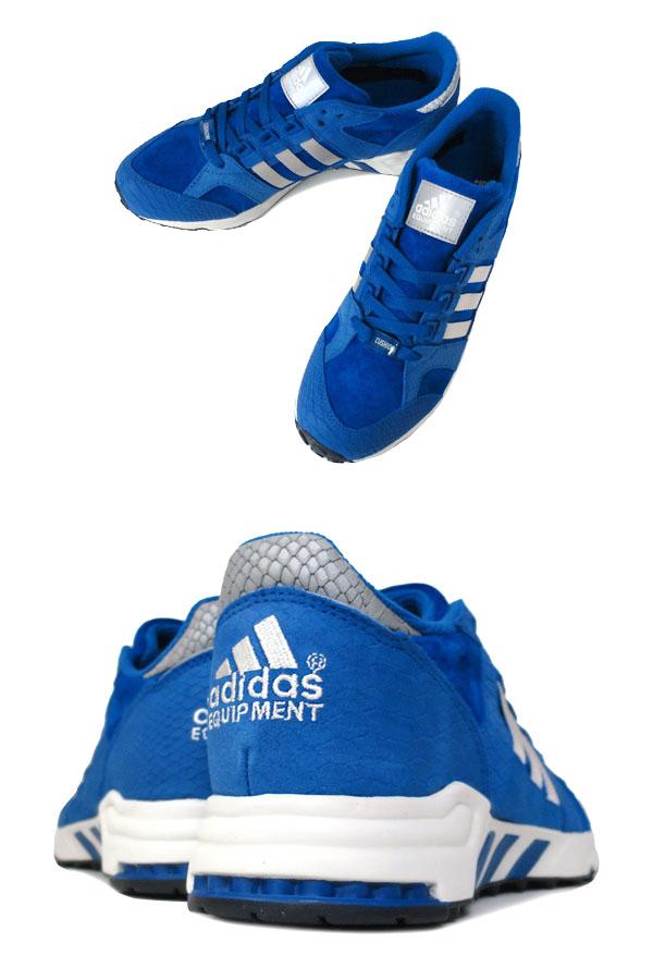 adidas EQT RNG CUSHION 93阿迪达斯EQT跑步靠垫93 BLUE/WHITE/SILVER