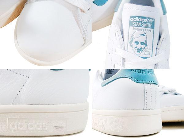 adidas Stan Smith阿迪达斯Stan Smith RUNNING WHITE/VAPOR STEEL