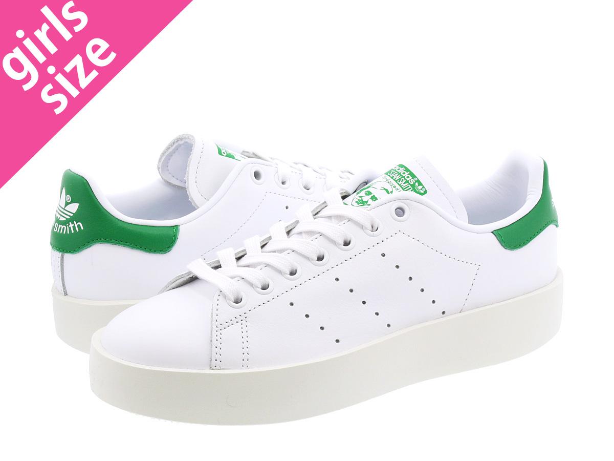adidas Stan Smith BD W Adidas women Stan Smith BD RUNNING WHITE GREEN bf9f3b990
