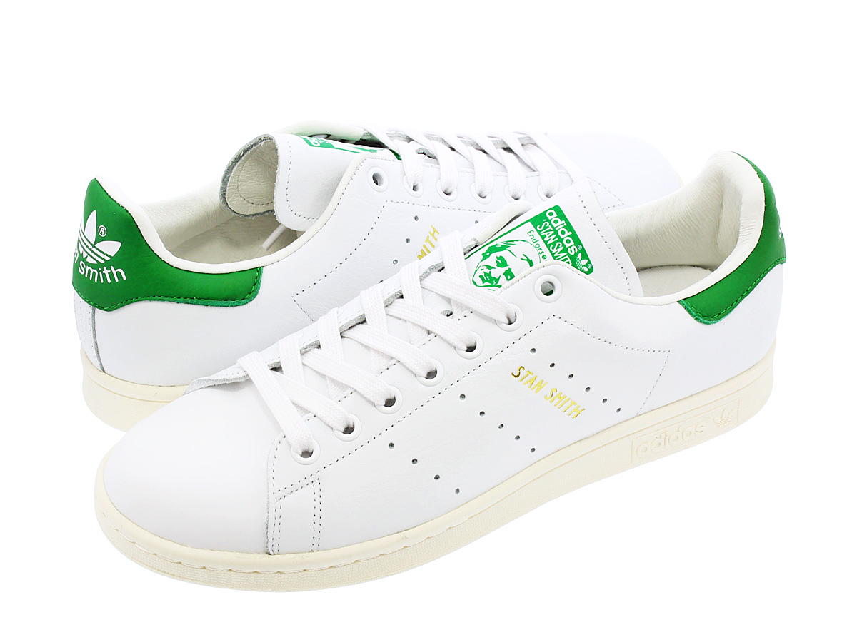 【半期に一度の決算セール】 adidas STAN SMITH 【adidas Originals】【メンズ】【レディース】 アディダス スタンスミス WHITE/GREEN ホワイト グリーン