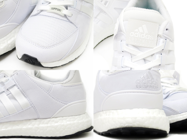 adidas EQT RUNNING SUPPORT 93/16 Adidas EQT running support 93/16 WHITE/WHITE/BLACK