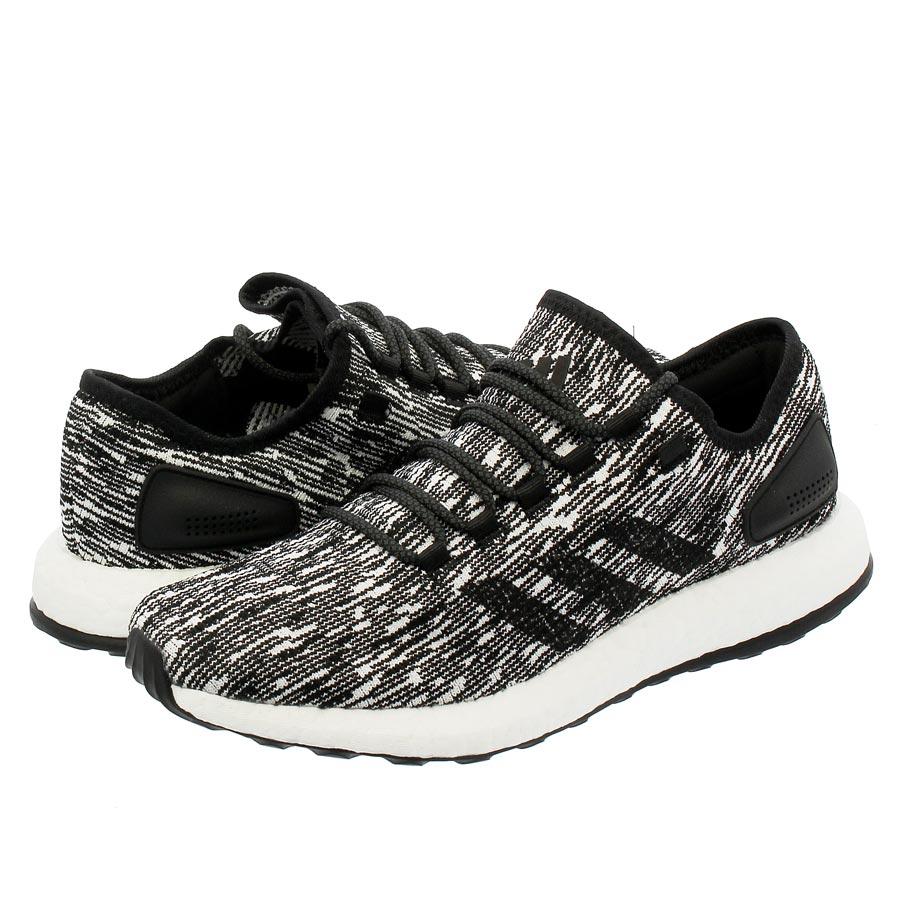 【毎日がお得!値下げプライス】 adidas PureBOOST LTD アディダス ピュア ブースト LTD CORE BLACK/RUNNING WHITE