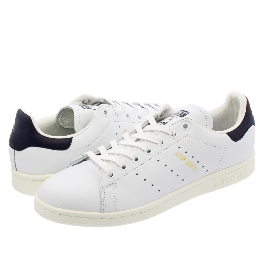 【お買い物マラソンSALE】adidas STAN SMITH アディダス スタンスミス RUNNING WHITE/RUNNING WHITE/NOBLE INK cq2870