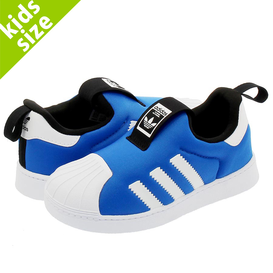 adidas SUPERSTAR 360 I Adidas superstar 360 I BLUEBIRD/WHITE/BLACK