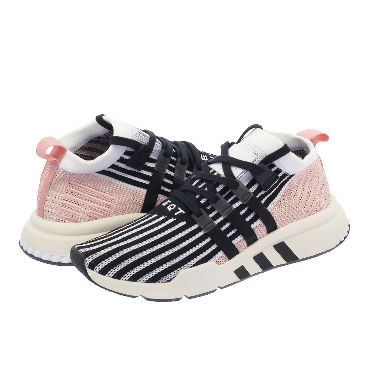 buy online 9d612 5fde9 adidas EQT SUPPORT MID ADV PK Adidas EQT support mid ADV PK RUNNING  WHITE/CORE BLACK/TRACE PINK aq104