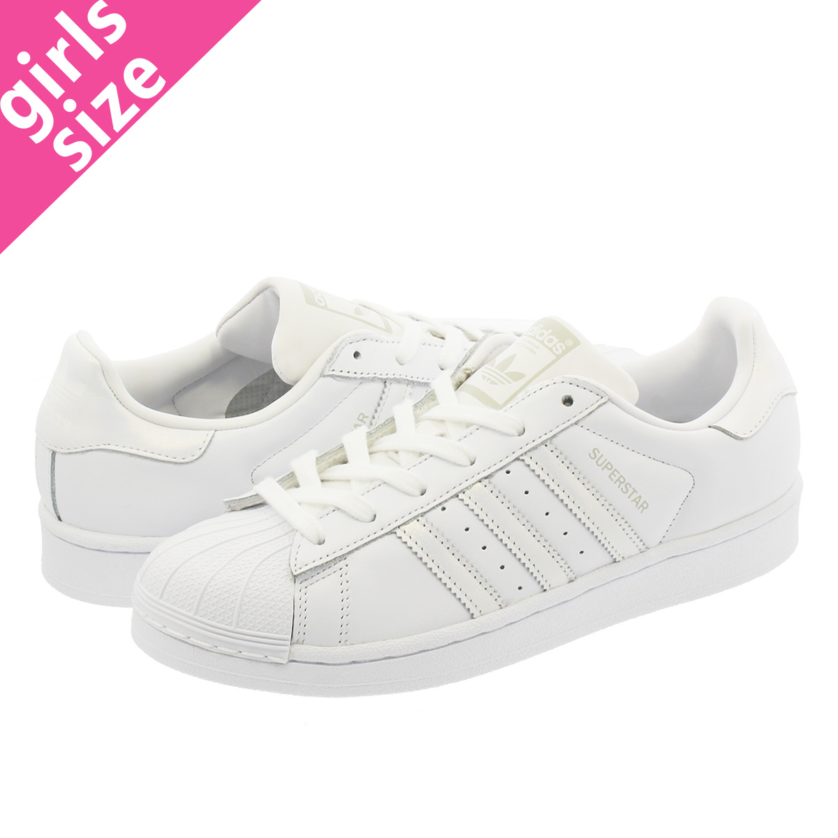 SELECT SHOP LOWTEX  adidas SUPERSTAR W Adidas superstar W WHITE ... 7c2647cab7c9