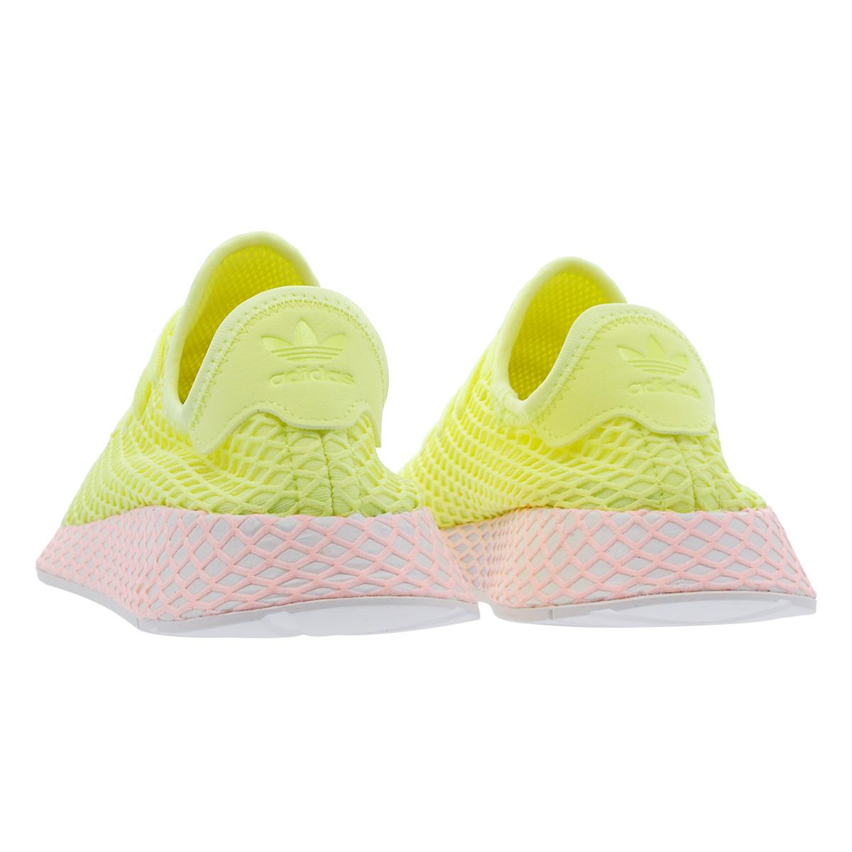 on sale 9bd38 15dbe adidas DEERUPT RUNNER W アディダスウィメンズディーラプトランナー GLOWGLOWCLEAR LILAC b37599
