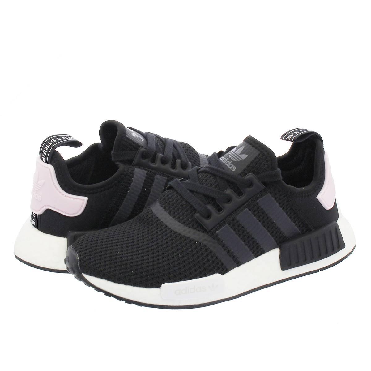 quality design 79168 15935 adidas NMD_R1 W Adidas NMD_R1 women CORE BLACK/RUNNING WHITE/CLEAR PINK  b37649