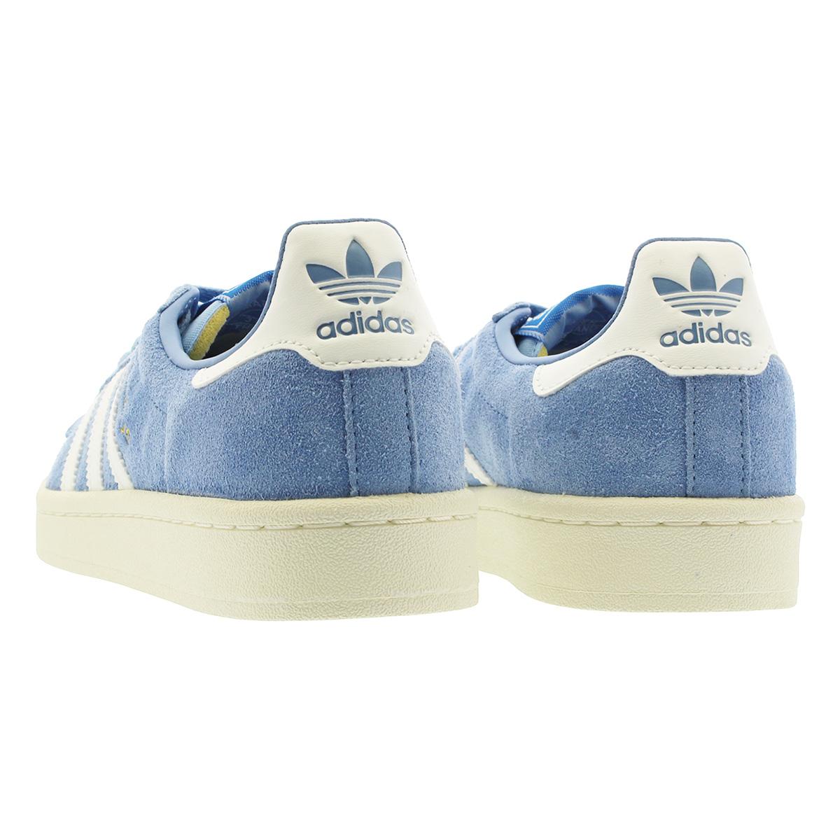 premium selection b2fe3 5ef22 adidas CAMPUS W Adidas women campus ASH BLUE CLOUD WHITE CREAM WHITE b37936