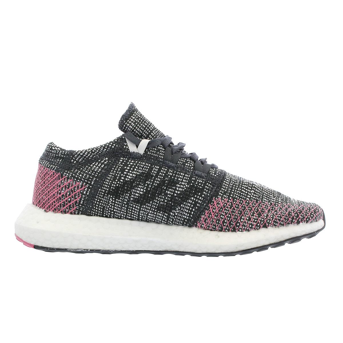 7055c4545edd3 adidas PureBOOST GO W Adidas pure boost GO women CARBON TRACE MAROON b75667