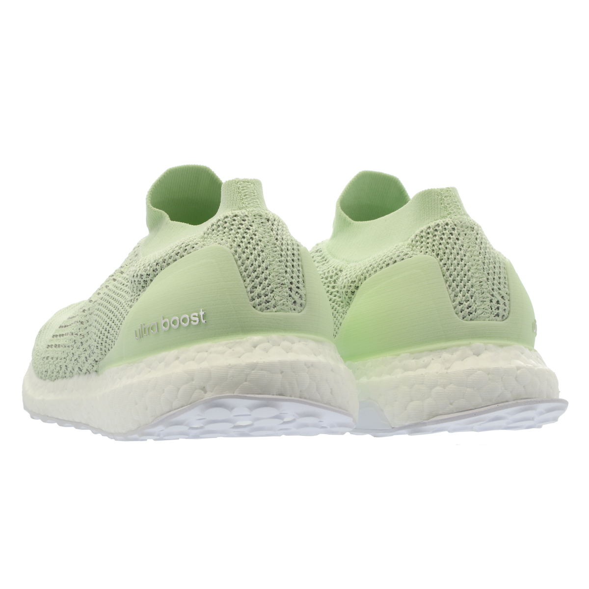 b5d3251232cf7 adidas UltraBOOST LACELESS LTD Adidas ultra boost raceless LTD ASH  GREEN AERO GREEN RUNNING WHITE