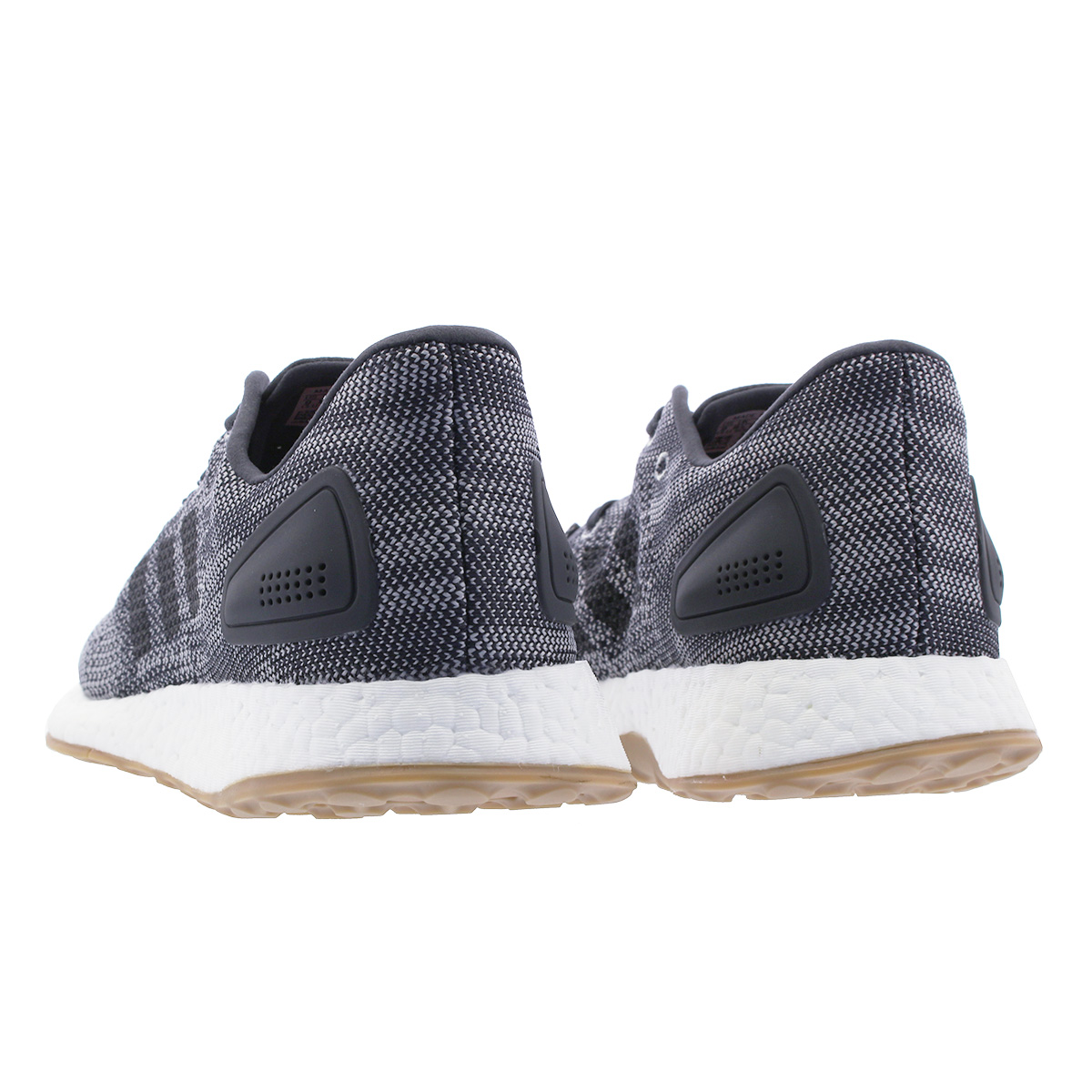 new style 8178f 33e15 SELECT SHOP LOWTEX  adidas PureBOOST DPR Adidas pure boost DPR  CARBON BLACK GREY   Rakuten Global Market