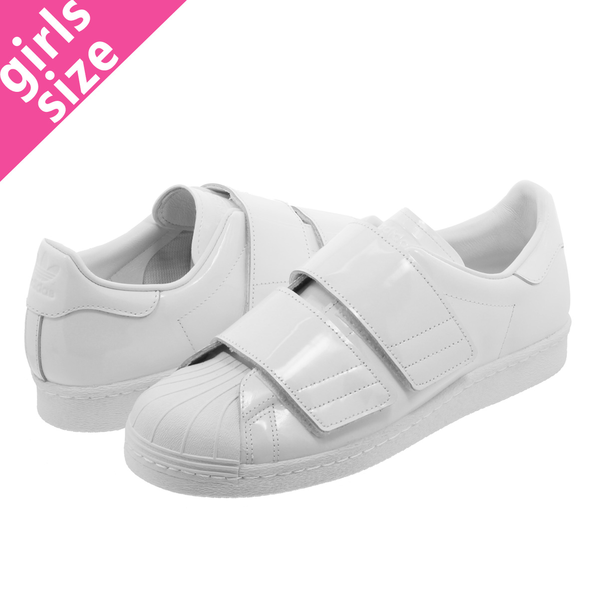 finest selection 12dd2 5061a adidas SUPERSTAR 80s CF W Adidas superstar 80s CF W RUNNING WHITE/RUNNING  WHITE/RUNNING WHITE b28045