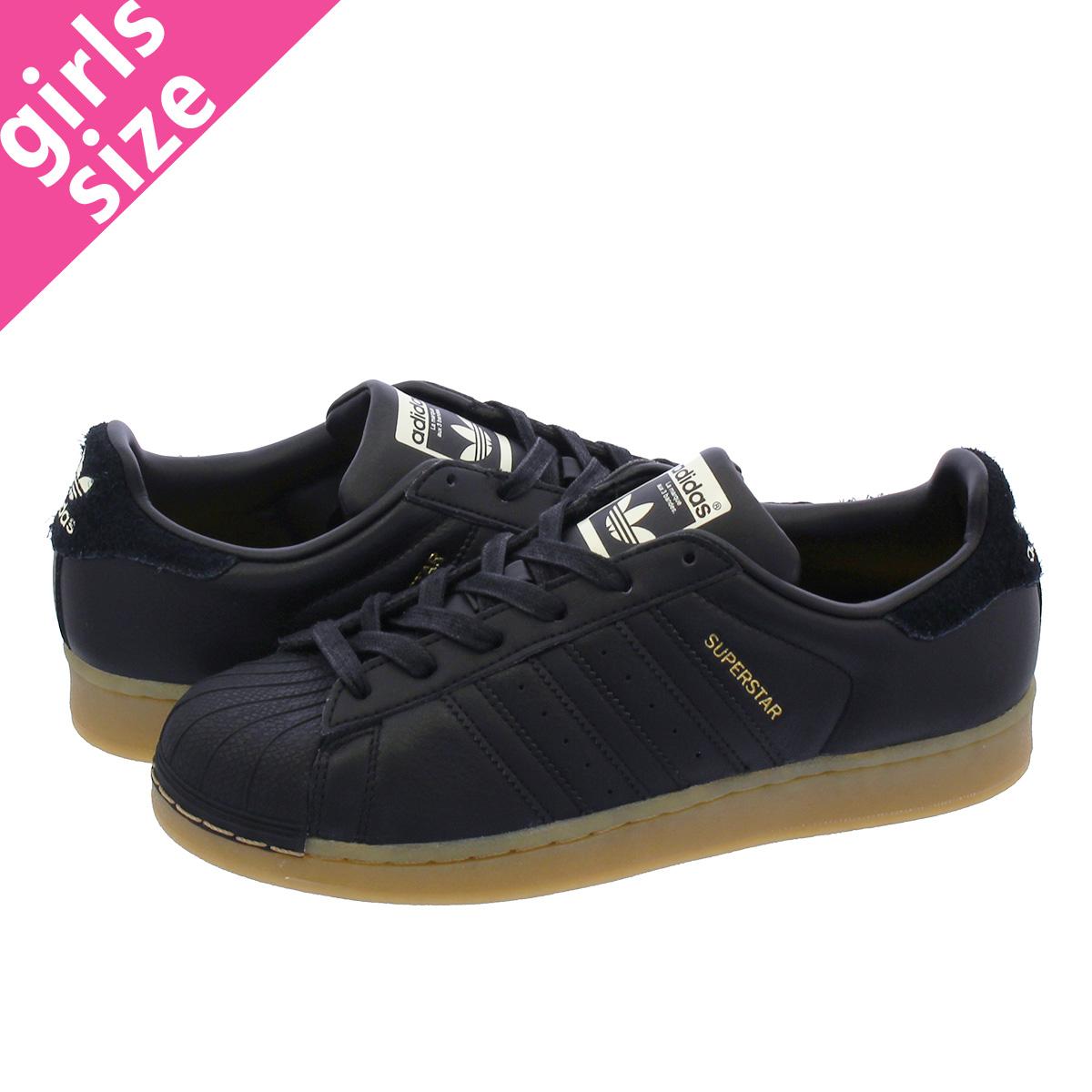 adidas SUPERSTAR W Adidas superstar W CORE BLACK/CORE BLACK/GUM b37148