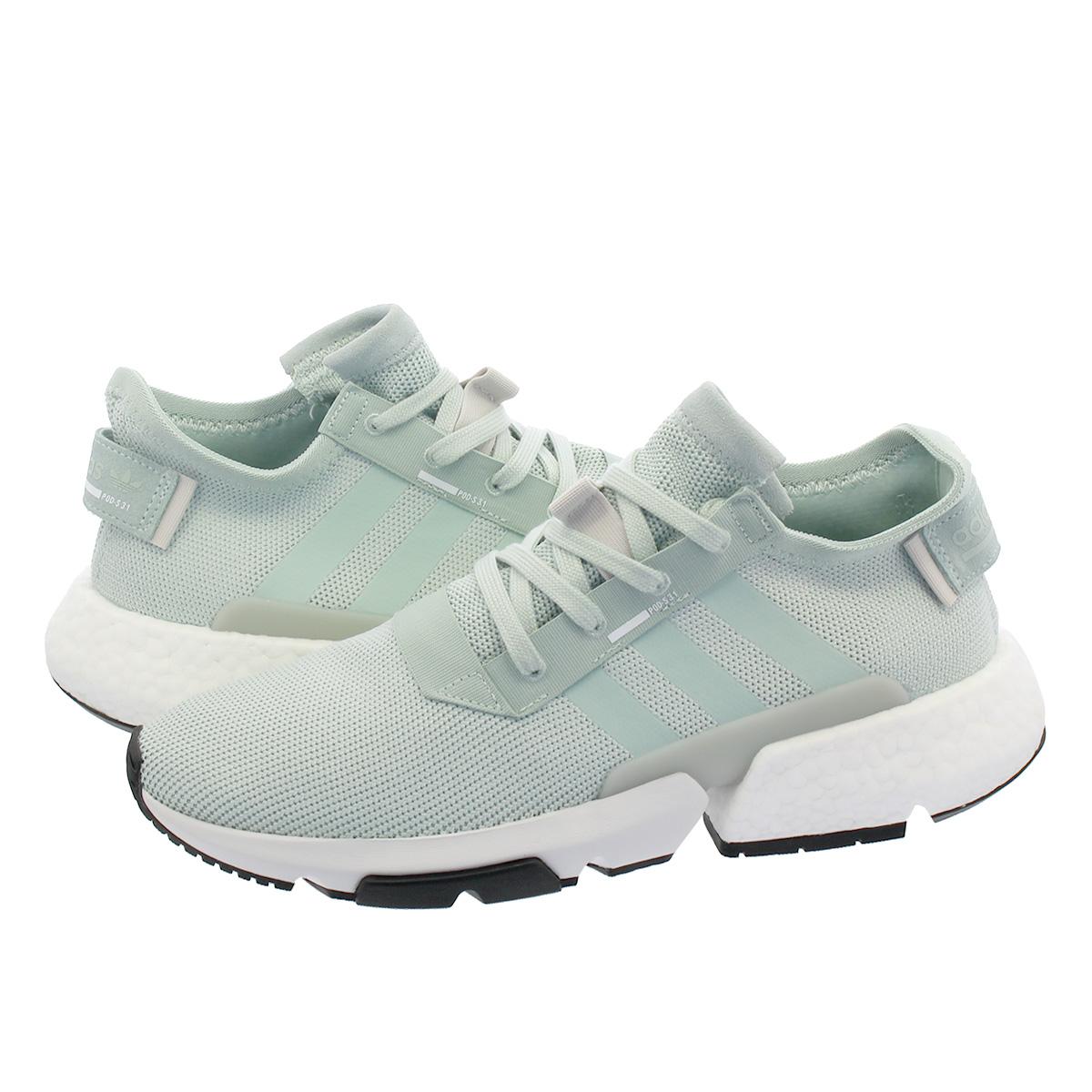 adidas POD-S3.1 Adidas POD-S3.1 VAPOR GREEN VAPOR GREEN GREY ONE b37368 d2e07809c