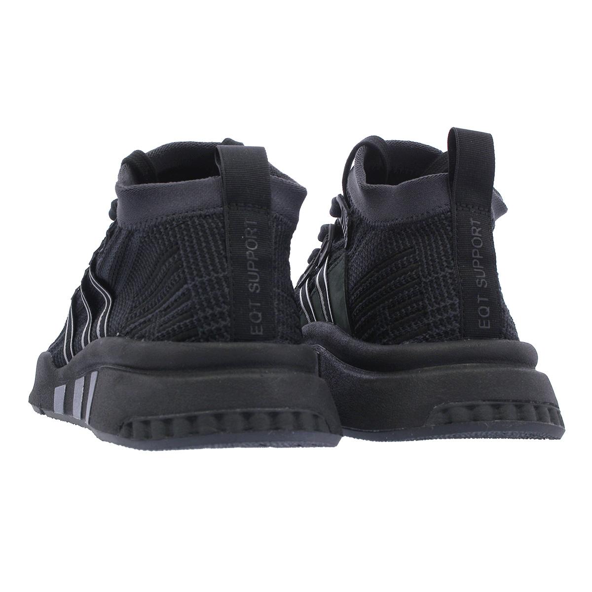buy online 6c907 9d802 adidas EQT SUPPORT MID ADV PK Adidas EQT support mid ADV PK CORE  BLACK/CARBON/SOLAR YELLOW b37456