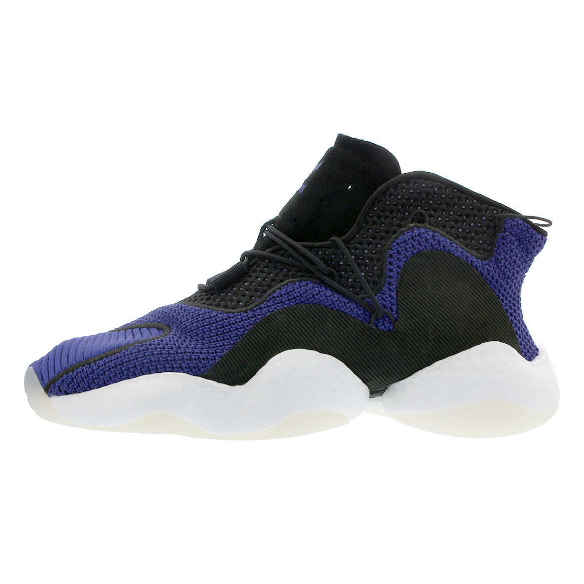 on sale f1ee7 f4110 adidas CRAZY BYW LVL I Adidas crazy BYW LVL I REAL PURPLECORE  BLACKRUNNING WHITE b37550