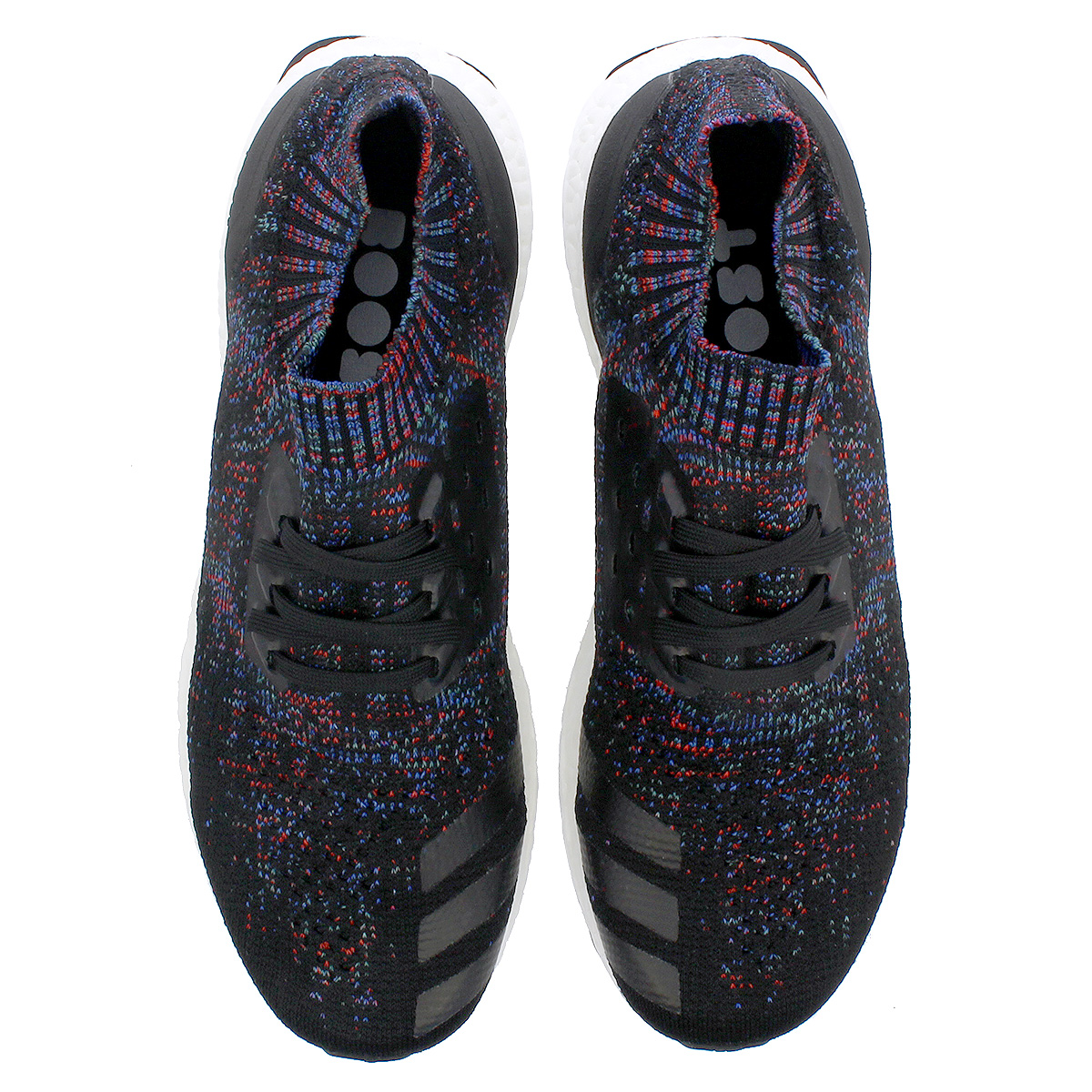 uk store buy best pre order adidas ULTRA BOOST UNCAGED Adidas ultra boost Ann caged CORE BLACK/ACTIVE  RED/BLUE b37692