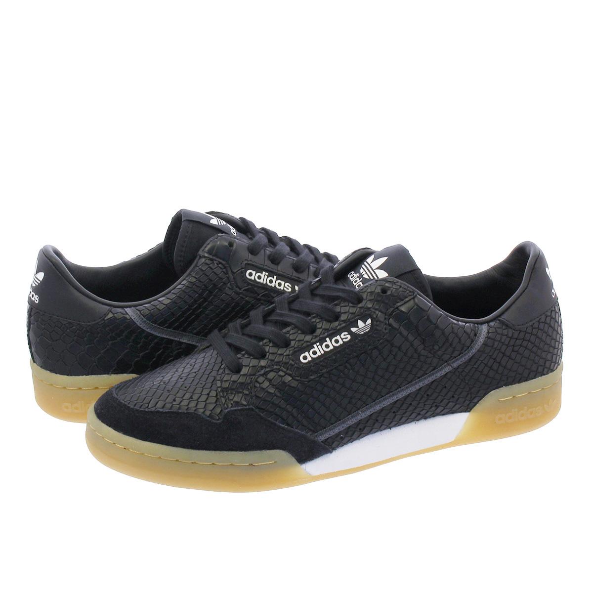 【毎日がお得!値下げプライス】 adidas CONTINENTAL 80 【adidas Originals】 アディダス コンチネンタル 80 CORE BLACK/CARBON/GREY FIVE b41678