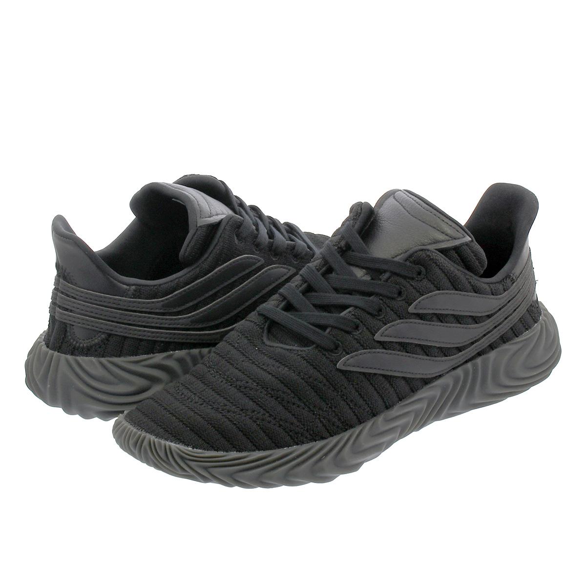 reputable site 5eadf 41bed adidas SOBAKOV アディダスソバコフ CORE BLACK CORE BLACK CORE BLACK b41968 ...