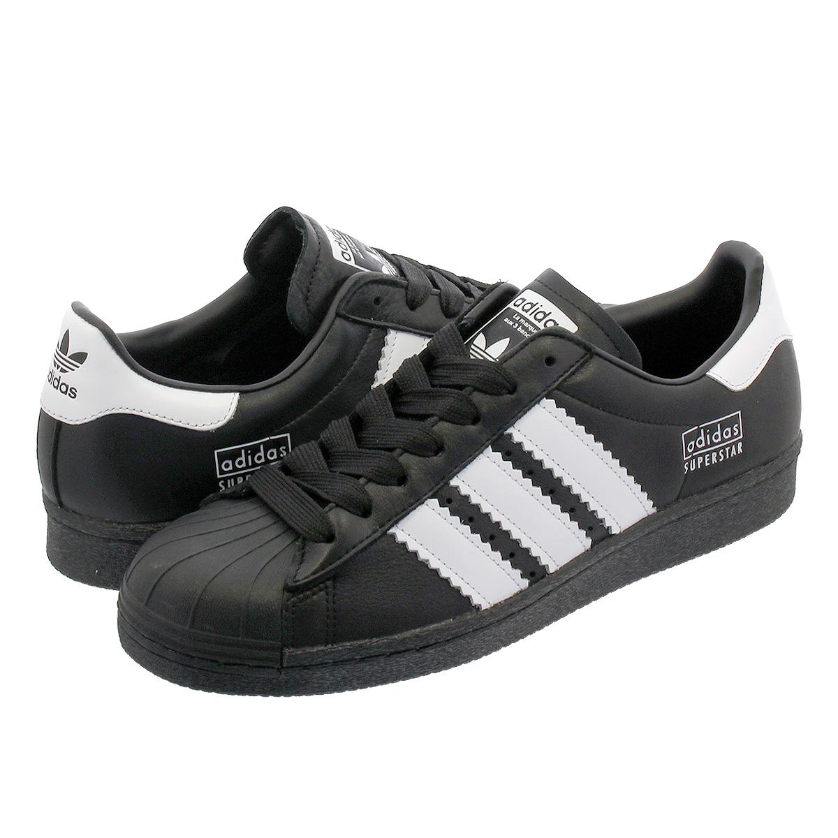 【毎日がお得!値下げプライス】 adidas SUPERSTAR 80s 【adidas Originals】 アディダス スーパースター 80s CORE BLACK/RUNNING WHITE/CORE BLACK bd7363