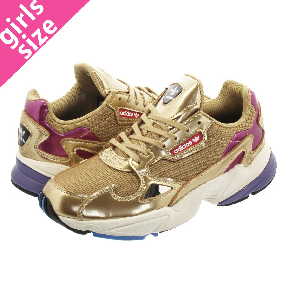 huge discount 34c0f 01a6e adidas ADIDASFALCON W Adidas Adidas falcon women GOLD METGOLD METOFF  WHITE cg6247
