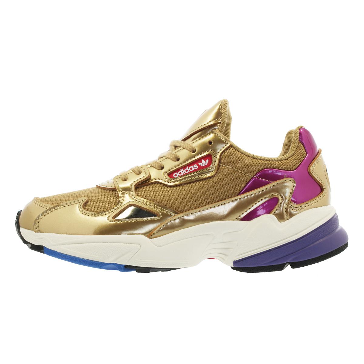 2783d4bbcdd adidas ADIDASFALCON W Adidas Adidas falcon women GOLD MET/GOLD MET/OFF  WHITE cg6247