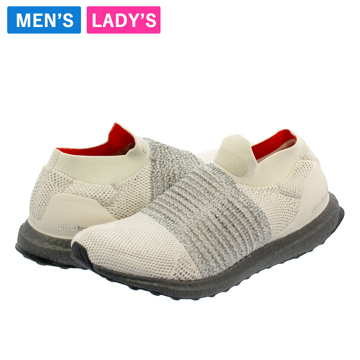 c5b3fb092f1da adidas UltraBOOST LACELESS Adidas ultra boost raceless CLEAR BROWN CLOUD  WHITE CARBON cm8263