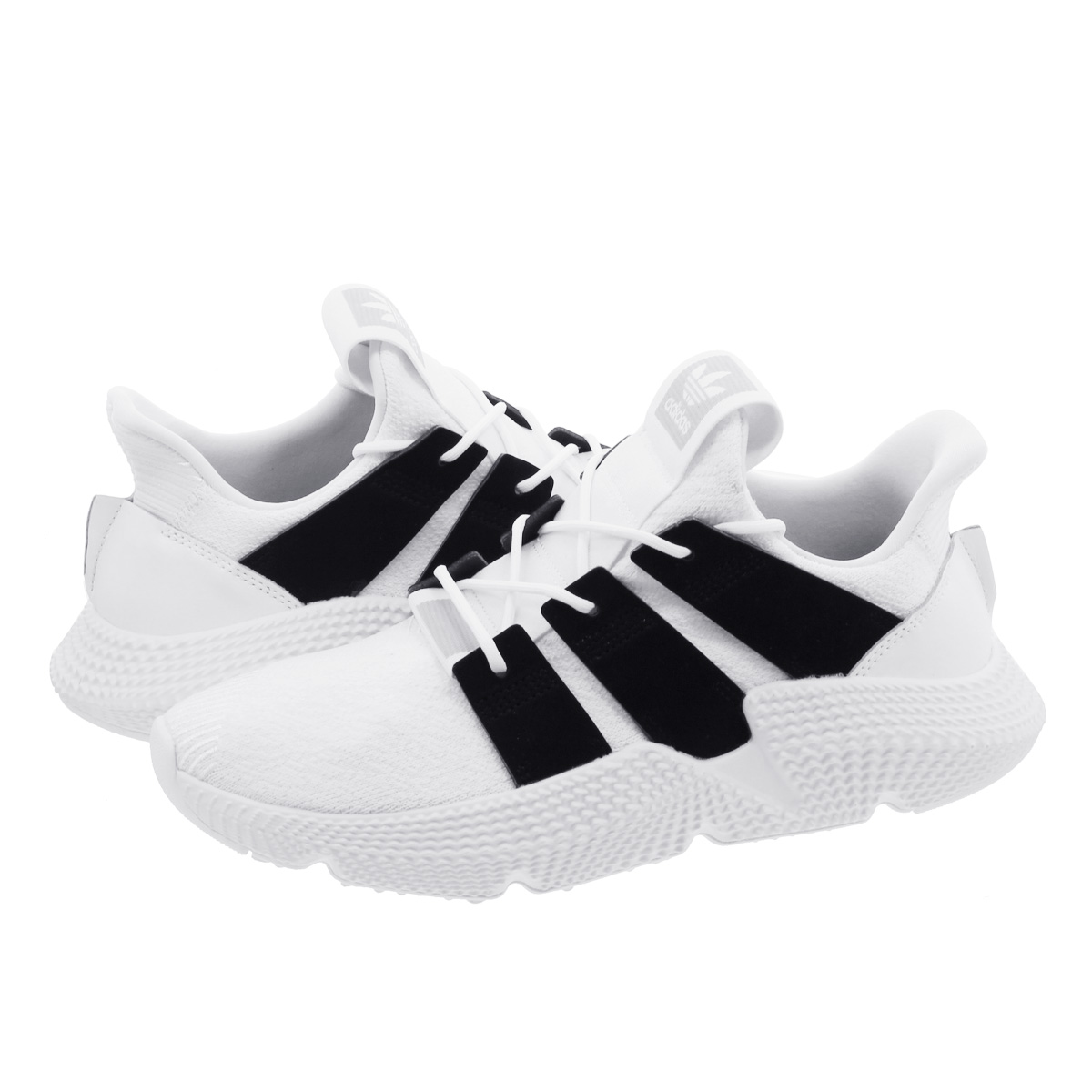 57404943bcc3d adidas PROPHERE Adidas pro Fear RUNNING WHITE/CORE BLACK/SHOCK LIME d96727  ...