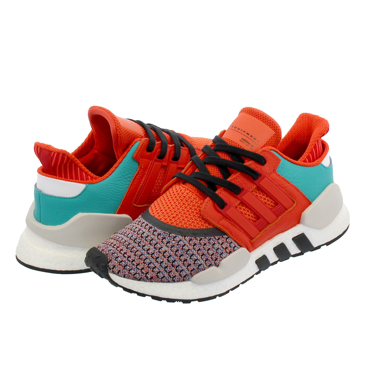 the latest 30355 1c9d3 adidas EQT SUPPORT 91/18 Adidas EQT support 91/18 BOLD ORANGE/RUNNING  WHITE/CORE BLACK d97049