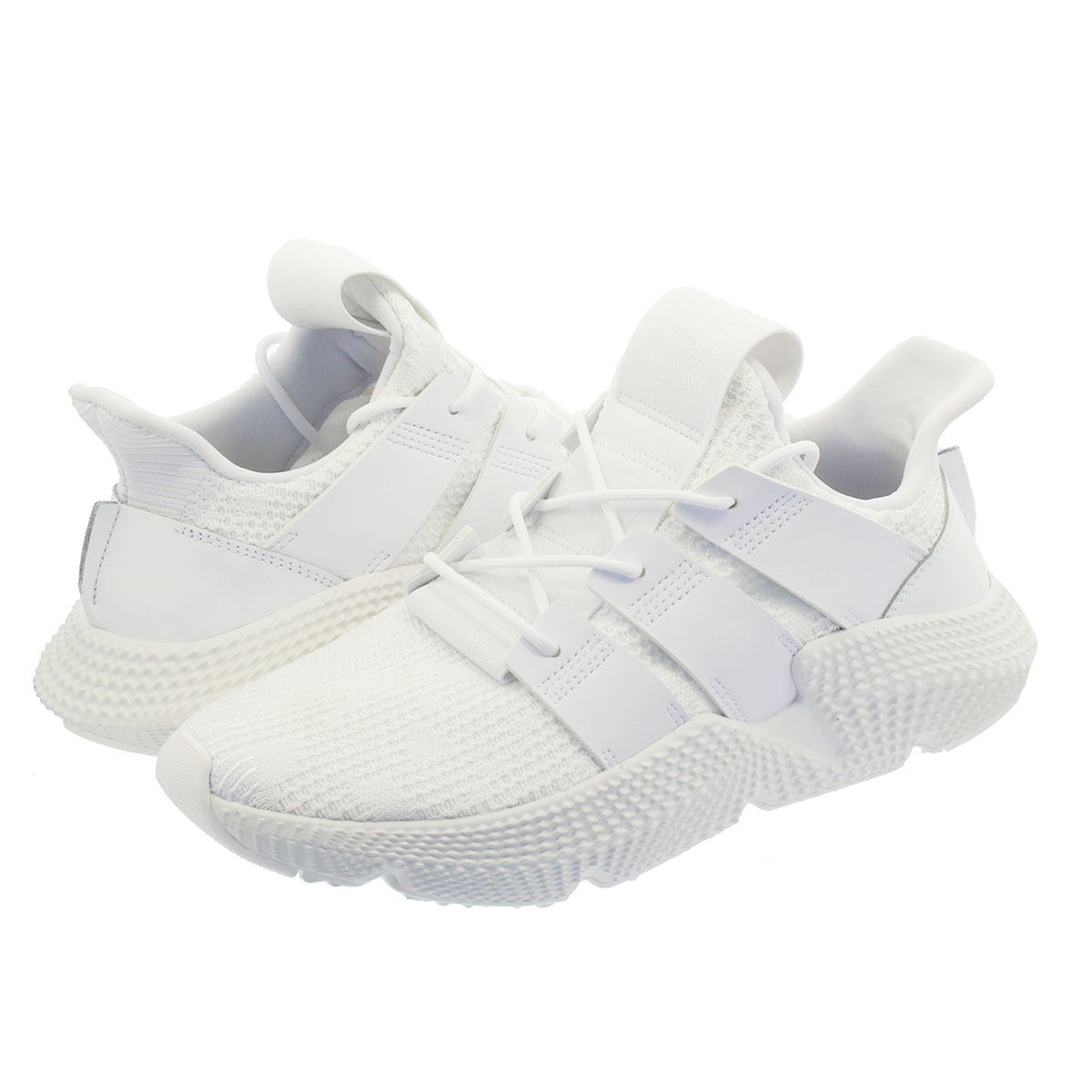 adidas PROPHERE アディダス プロフィア RUNNING WHITE/RUNNING WHITE/CORE BLACK db2705