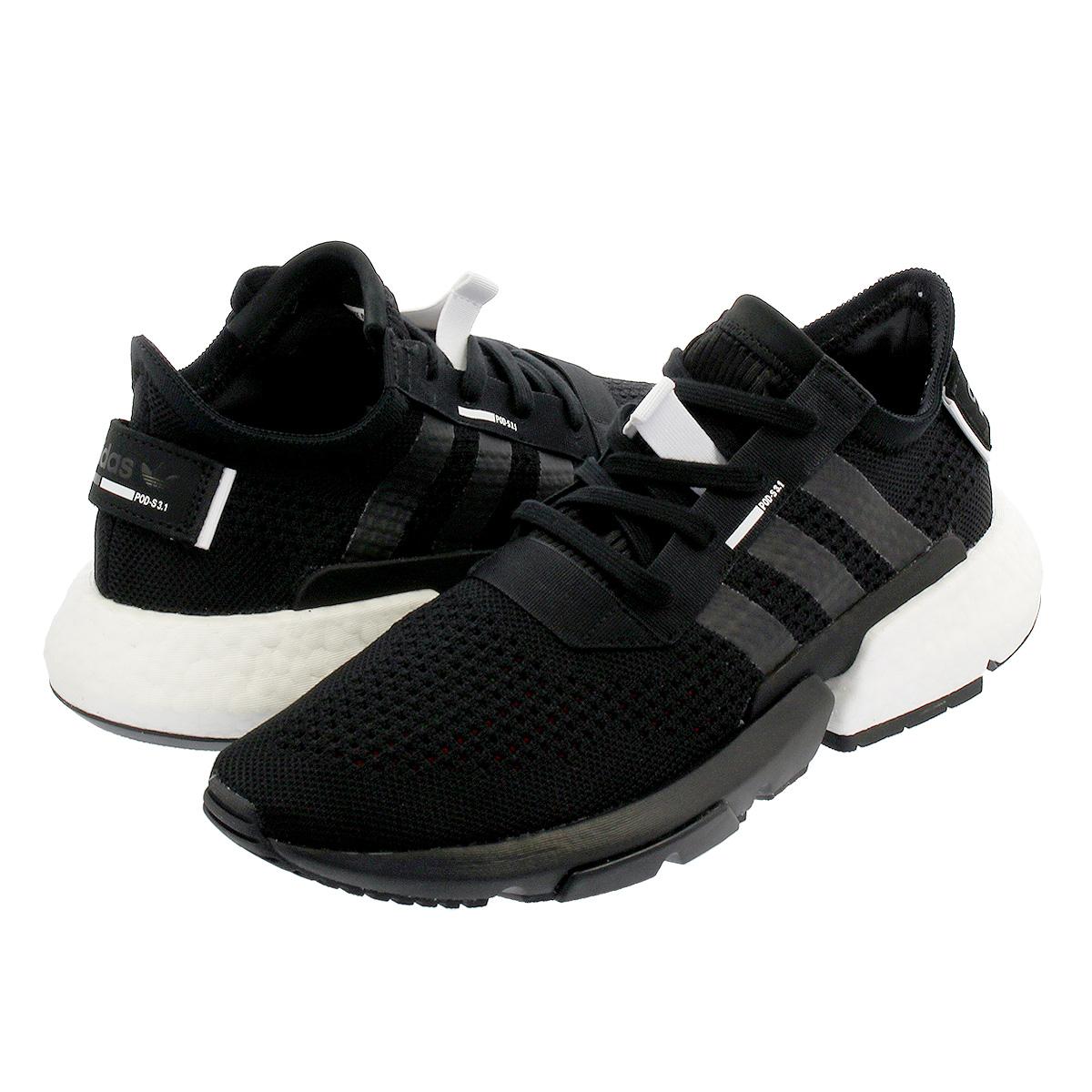 adidas POD S3.1 Adidas POD S3.1 CORE BLACKCORE BLACKRUNNING WHITE db3378