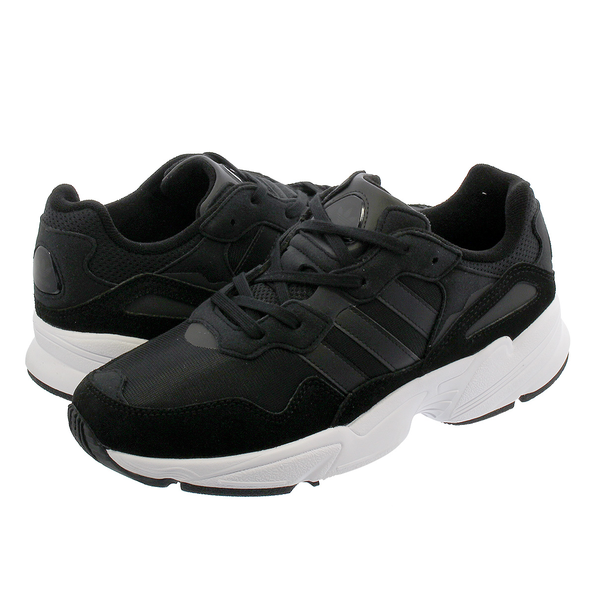 adidas YUNG-96 【adidas Originals】 アディダス ヤング 96 CORE BLACK/CORE BLACK/CRYSTAL WHITE ee3681