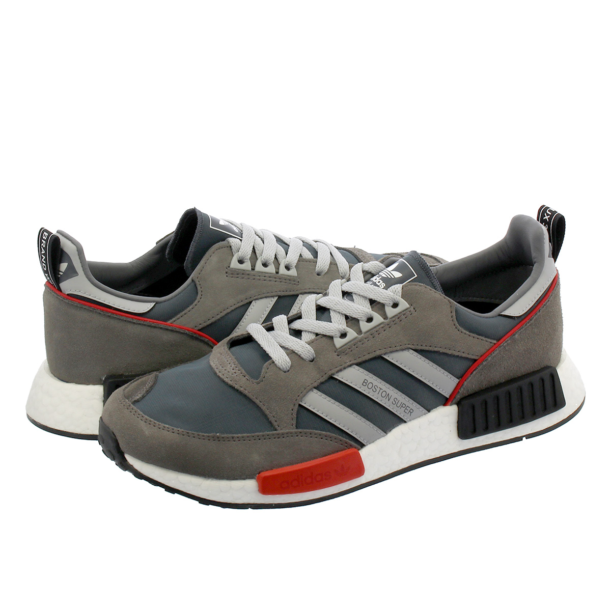 adidas BOSTONSUPER x R1 【Never Made】 【国内店舗限定モデル】 アディダス ボストンスーパー x R1 BOLD ONIX/CLEAR ONIX/RUNNING WHITE g26776