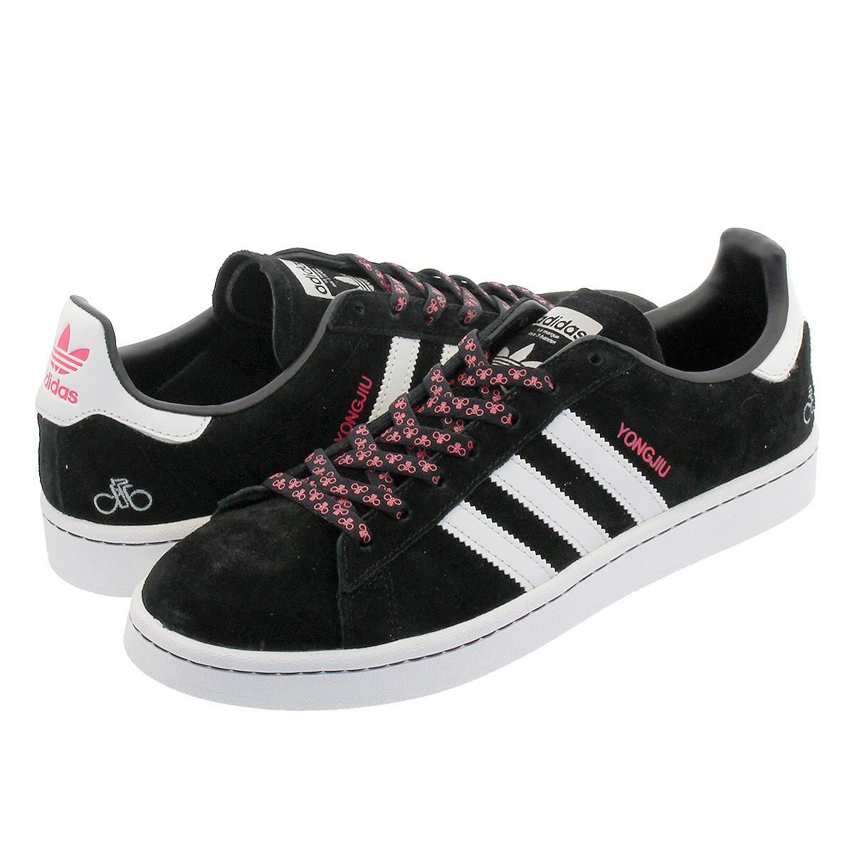 adidas CAMPUS CNY Adidas campus CNY CORE BLACKGREY ONECRYSTAL WHITE g27580