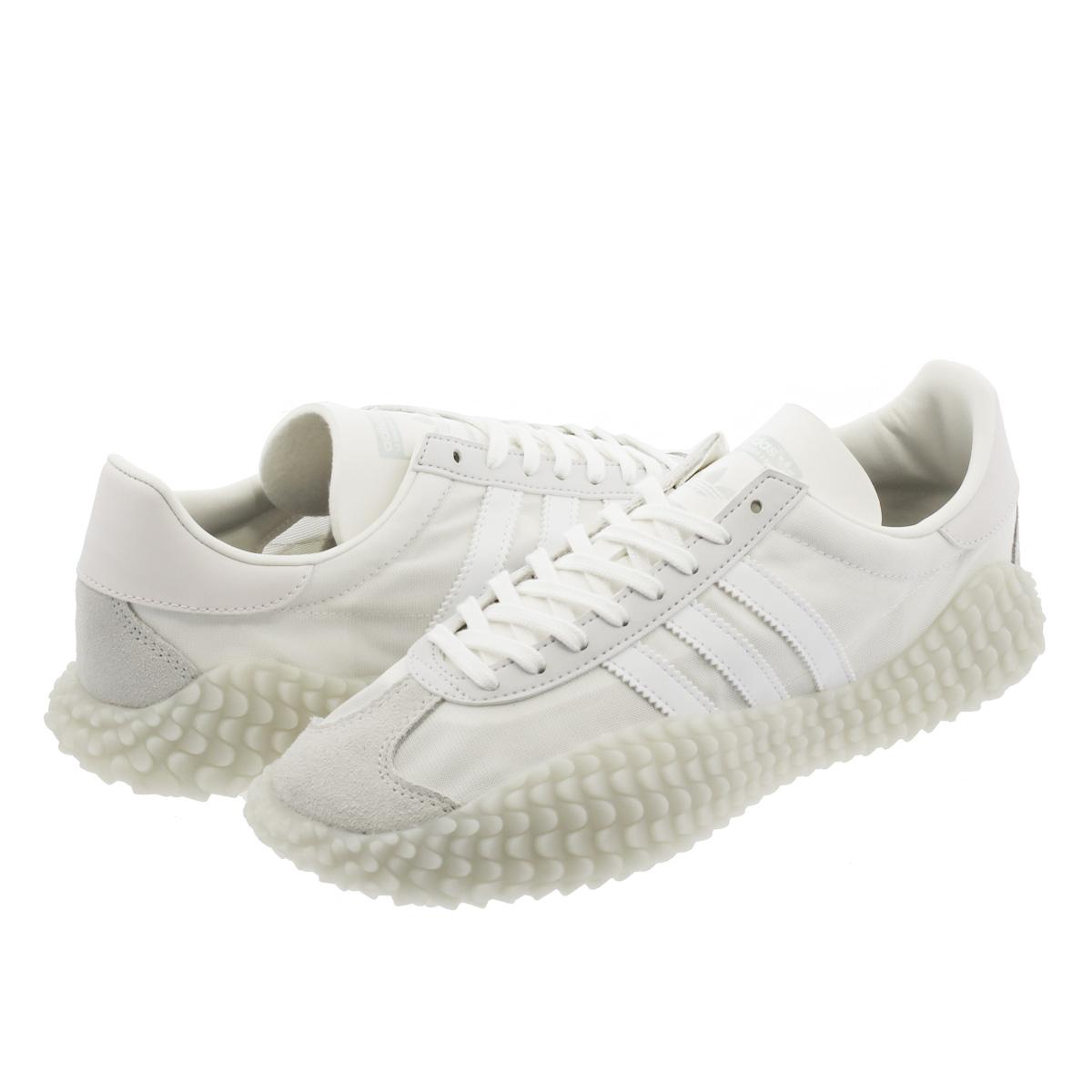 ca2a12bf3ac6 SELECT SHOP LOWTEX  adidas COUNTRY X KAMANDA Adidas country X カマンダ CLOUD  WHITE RUNNING WHITE GREY ONE g27825