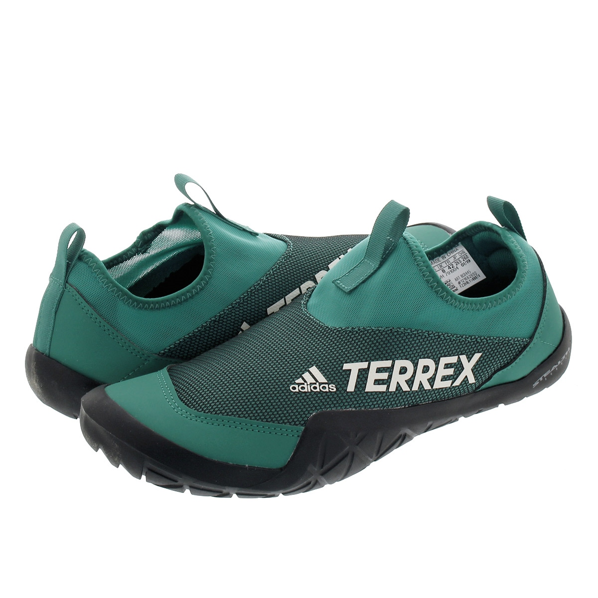 reputable site ef335 20e96 adidas TERREX CC JAWPAW アディダステレックスクライマクールジャパウ ACTIVE GREEN/CORE BLACK/LOW  WHITE bc0445