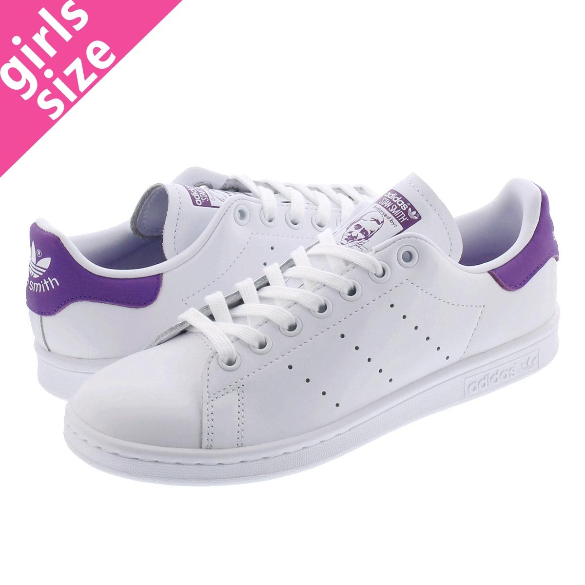 adidas stan smith womens purple