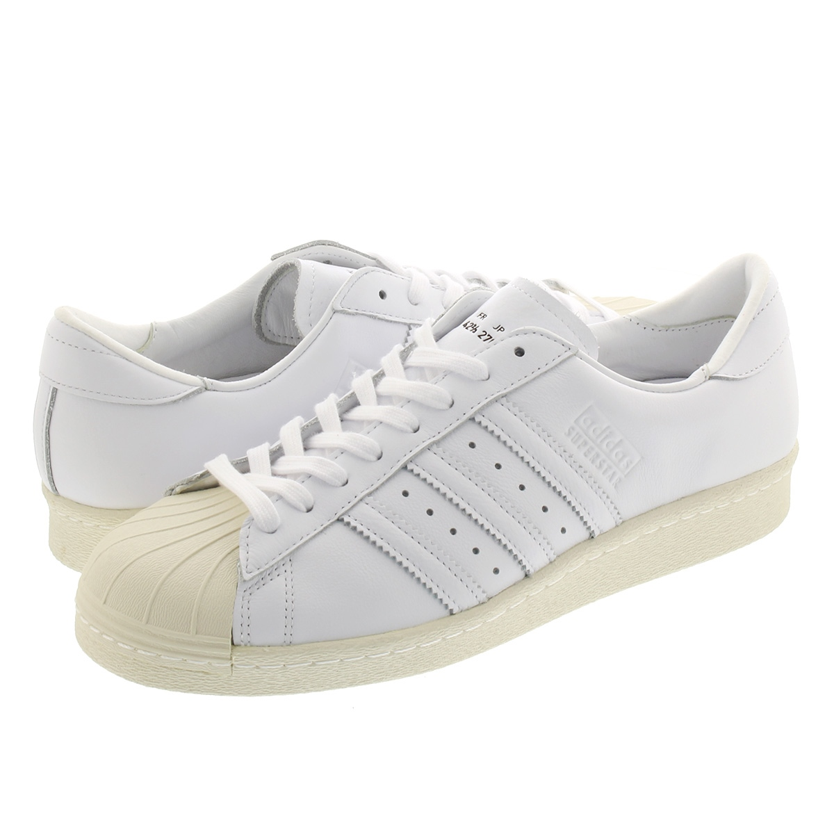 adidas SUPERSTAR 80s RECON Adidas superstar 80s リーコン RUNNING WHITERUNNING WHITEOFF WHITE ee7392