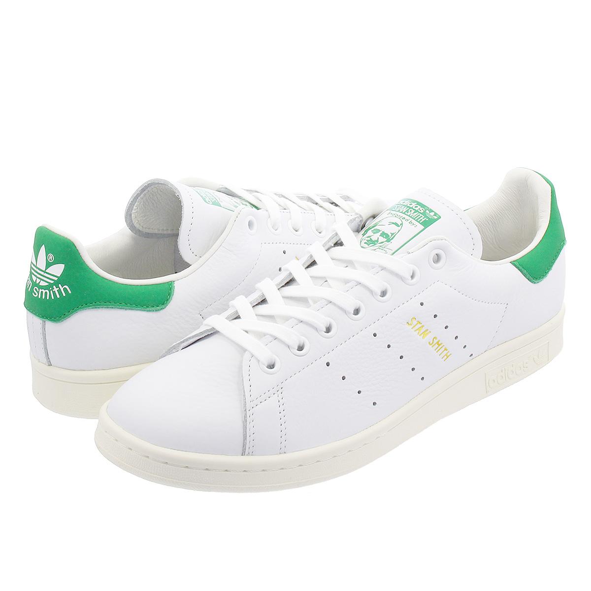 566fffaf7496 adidas STAN SMITH Adidas Stan Smith RUNNING WHITE RUNNING WHITE GREEN ef7508
