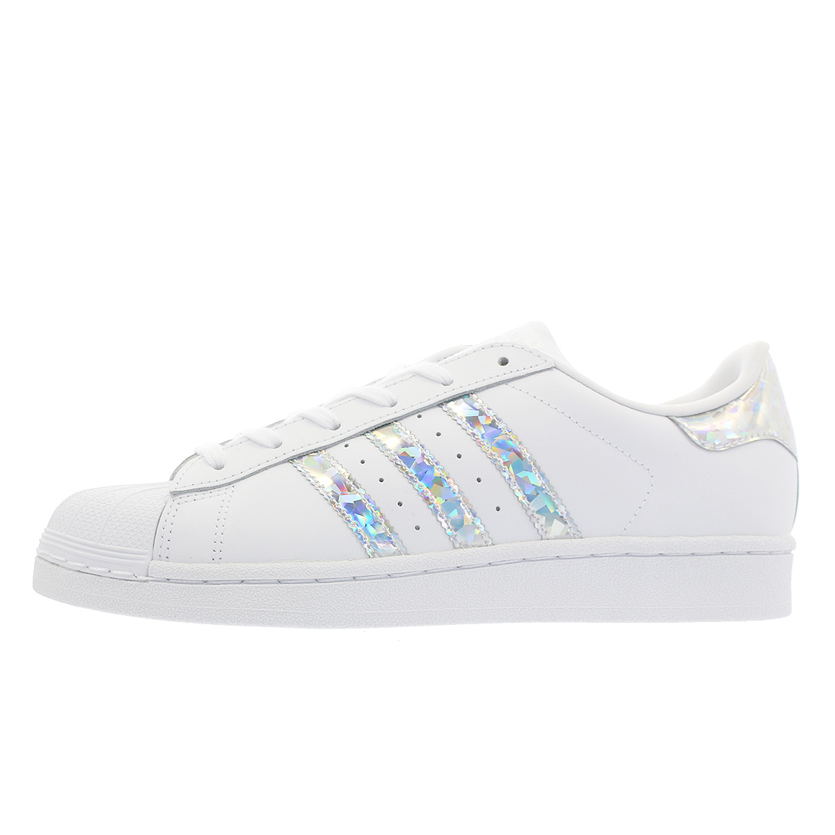 adidas superstar j zwart