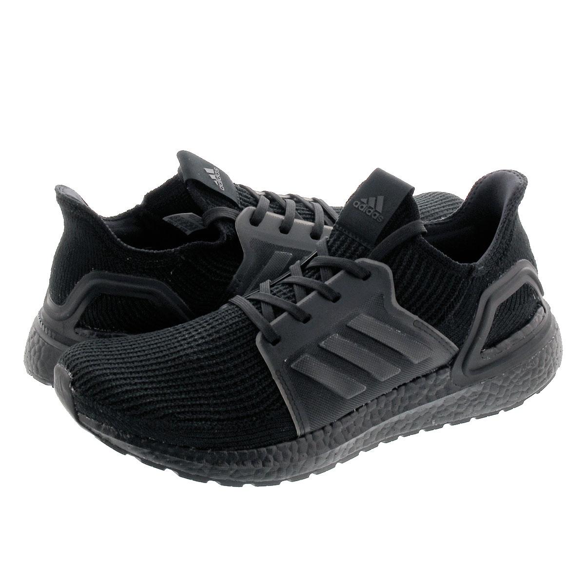 【毎日がお得!値下げプライス】 adidas ULTRA BOOST 19 アディダス ウルトラ ブースト 19 CORE BLACK/CORE BLACK/CORE BLACK g27508