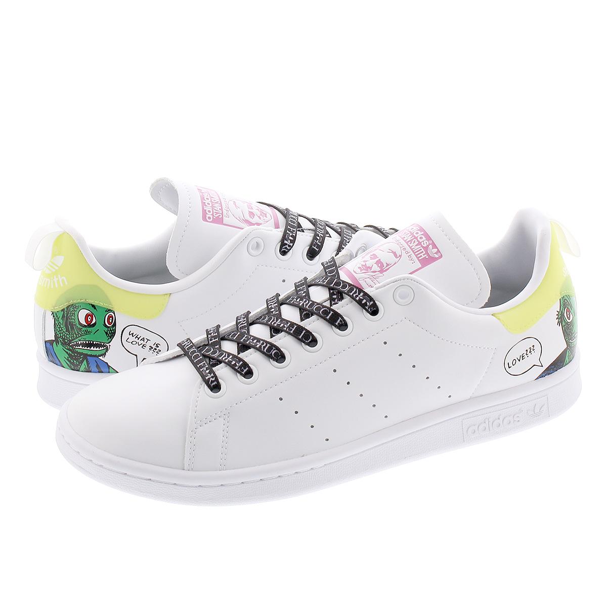 adidas stan smith love