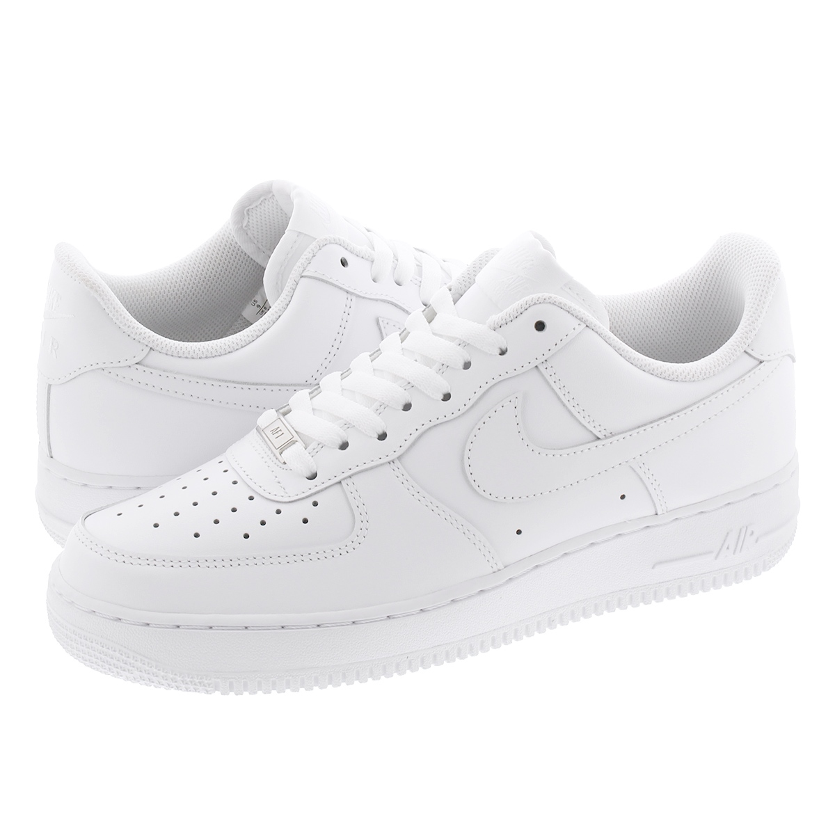 NIKE AIR FORCE 1 LOW 07 WHITE