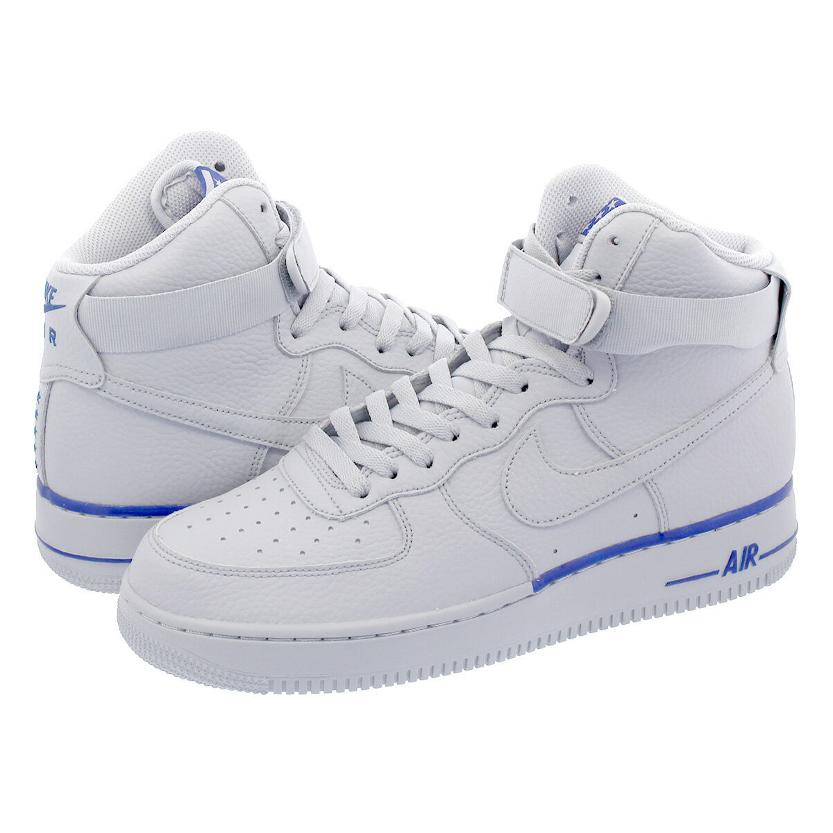 promo code 02fee 83ae1 SELECT SHOP LOWTEX  NIKE AIR FORCE 1 HIGH 07 Nike air force 1 high 07 WOLF  GREY DEEP ROYAL 315,121-045   Rakuten Global Market