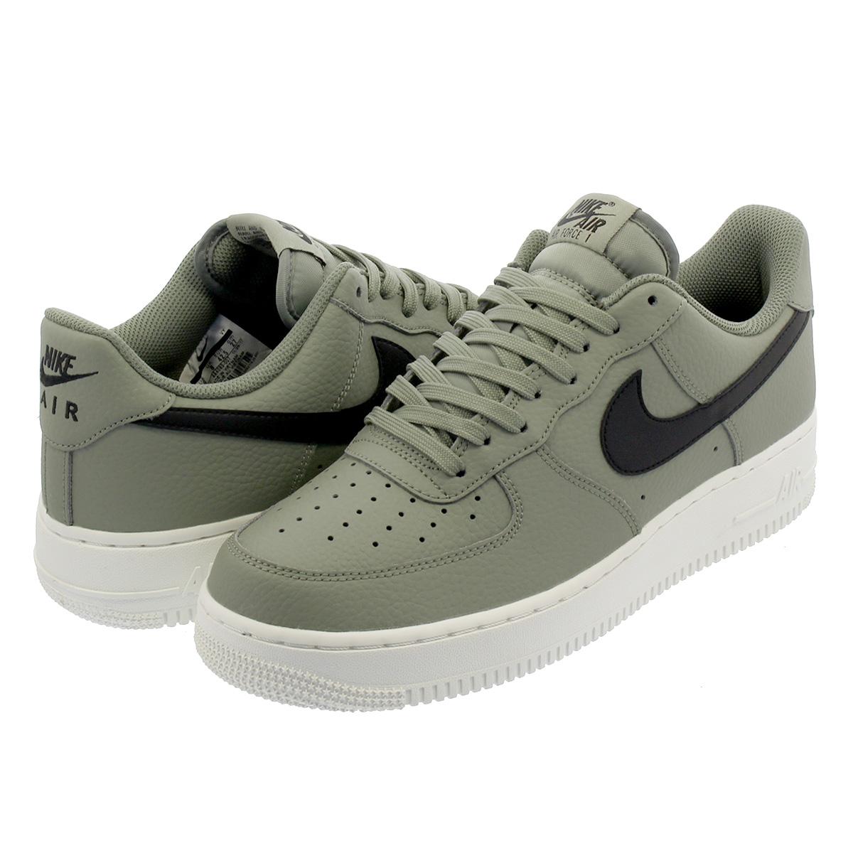 Nike Air Force 1 Mid '07 Canvas Mens Shoes Dark StuccoDark