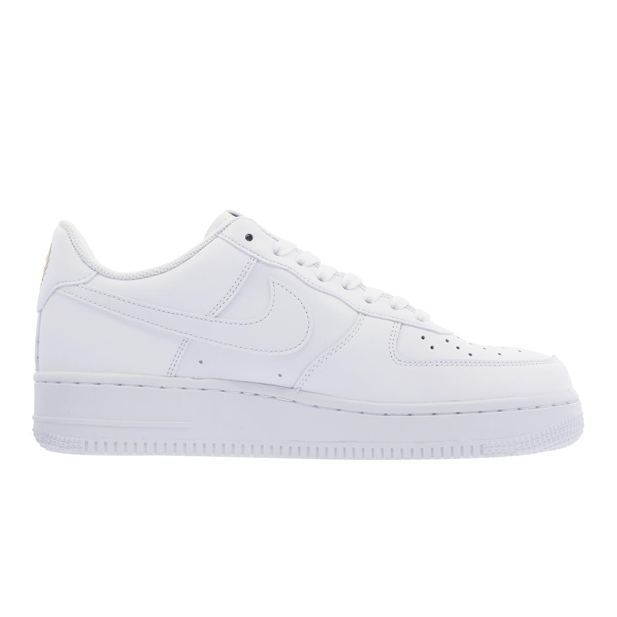 2436ae225a05 NIKE AIR FORCE 1  07 Nike air force 1  07 WHITE METALLIC GOLD aa4083-102