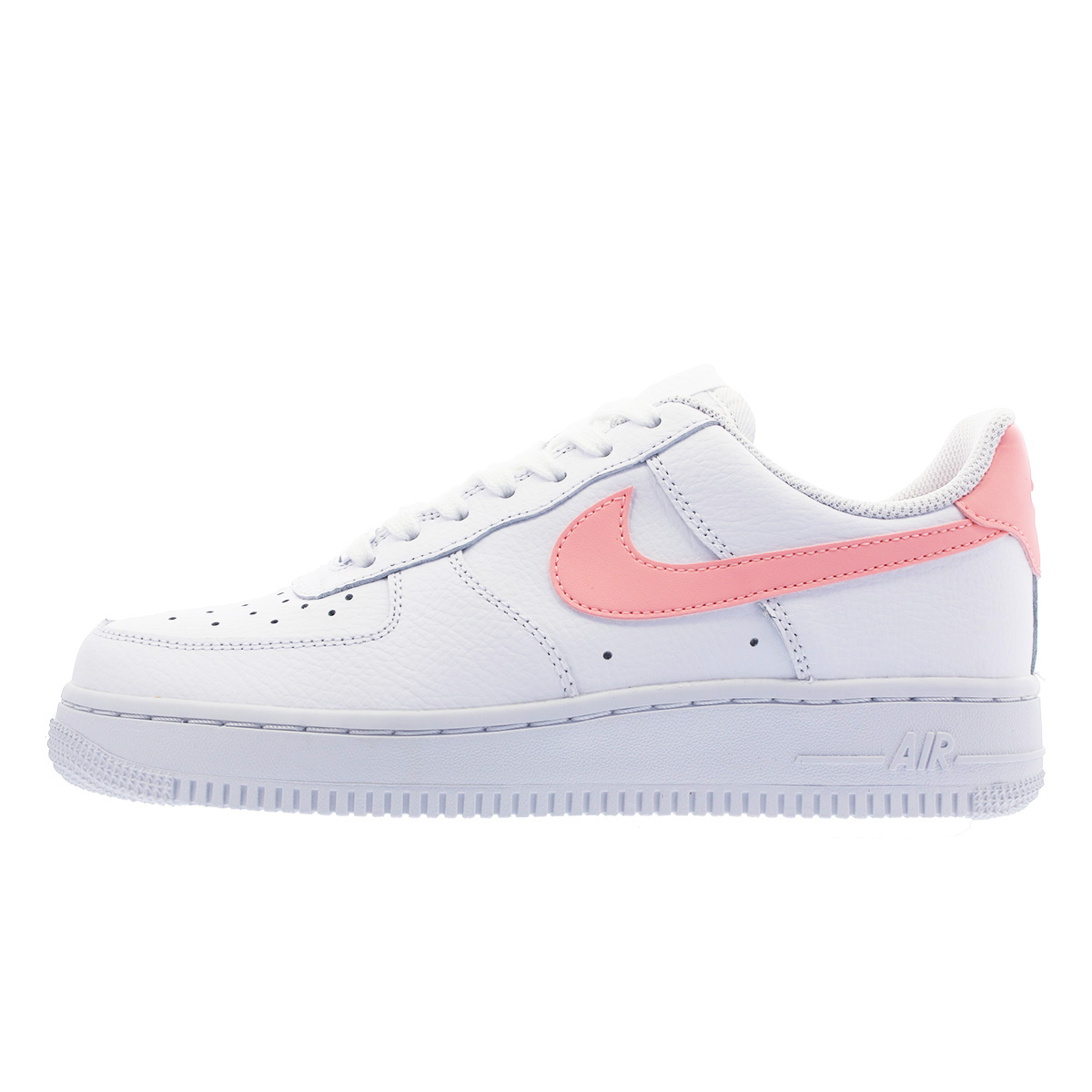5a55a3caa8009 ... NIKE WMNS AIR FORCE 1 07 Nike women air force 1 07 WHITE/ORACLE PINK ...
